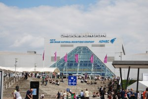 Excel London geograph.org.uk