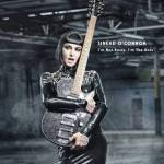 Sinead O'Connor I'm not bossy I'm the boss, portada del nuevo disco